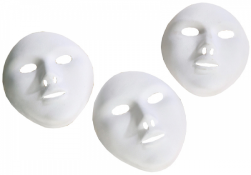 Máscaras para Decorar