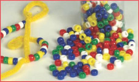 Abalorios de Plástico