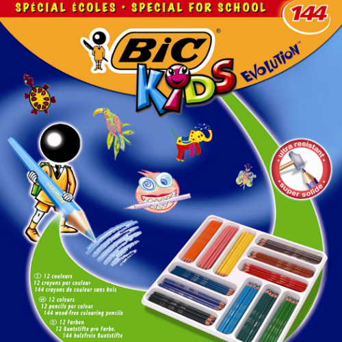 Class Pack Lápices Tropicolors 2