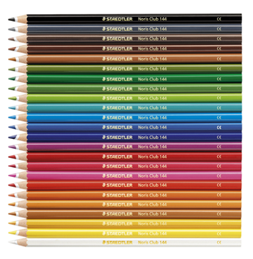 Lápices de Colores Staedtler Unicolor