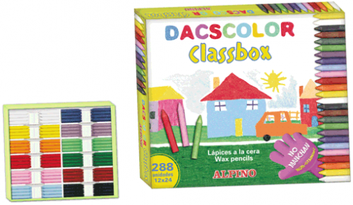 Kit Escolar Dacscolor Economy Pack