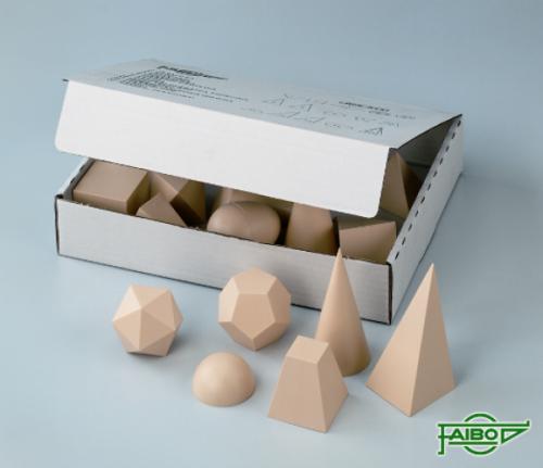 Cuerpos Geométricos Plástico 15