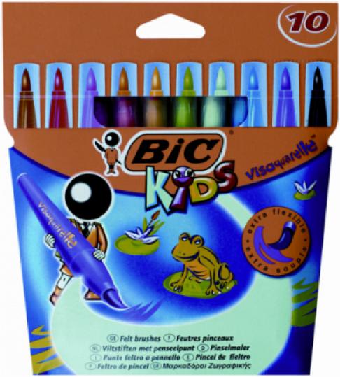 Rotuladores Pincel Bic Kids
