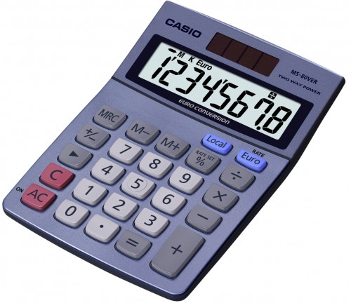 Calculadora Casio MS-80VERII