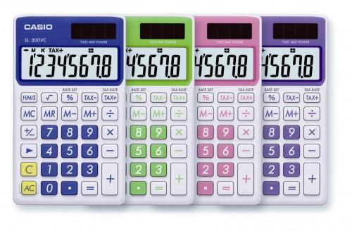 Calculadora Casio SL- 300NC