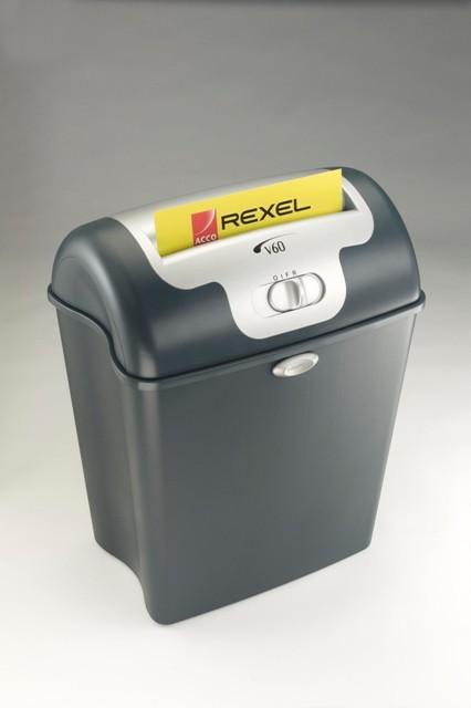 Destructora Rexel V60WS/V65WS