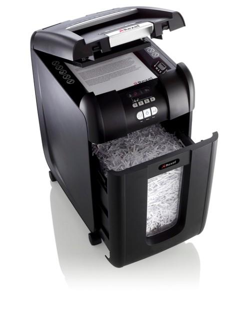 Destructora Rexel Auto+ 300X alimentación automática