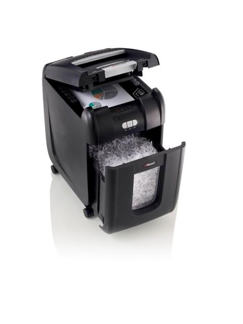 Destructora Rexel Auto+ 750X alimentación automática