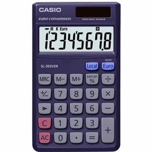 Calculadora Casio SL-300VER