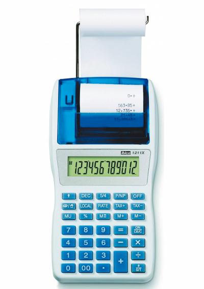 Calculadora Ibico 1211X