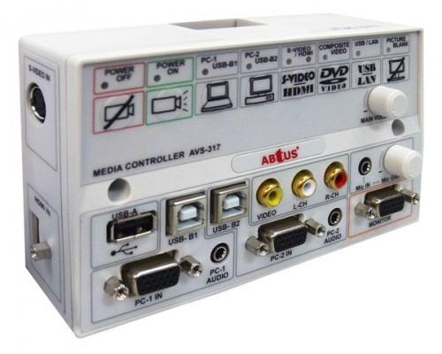 Controlador de Aula AVS317