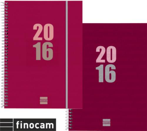 Agenda Finocam Year semana vista