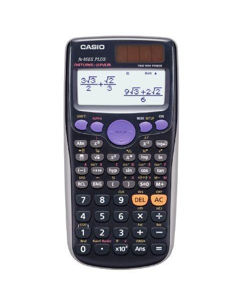 Calculadora Científica Casio FX-85ESPLUS