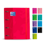 CARPETA OXFORD EUROPEANBINDER 4 ANILLAS CON RECAMBIO
