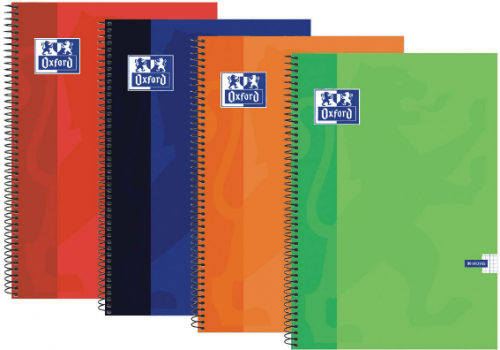 Cuadernos Oxford Tapas Extraduras