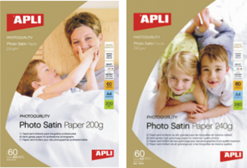 Apli Photo Satin