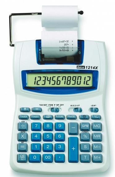 Calculadora Ibico 1214X