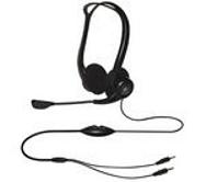 Auriculares y micrófono Logitech PC860