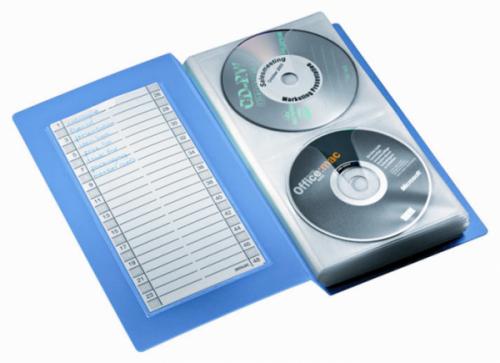 Estuche Transporte de CD's