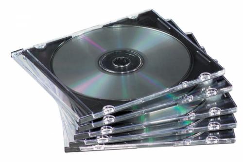 Estuches Slim para CD