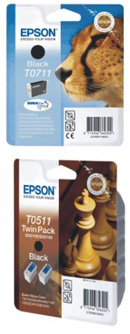 Cartuchos Inkjet Epson