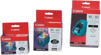 Cartuchos Inkjet Canon